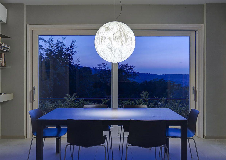 Casa in campagna progetto luce davide groppi schiappa