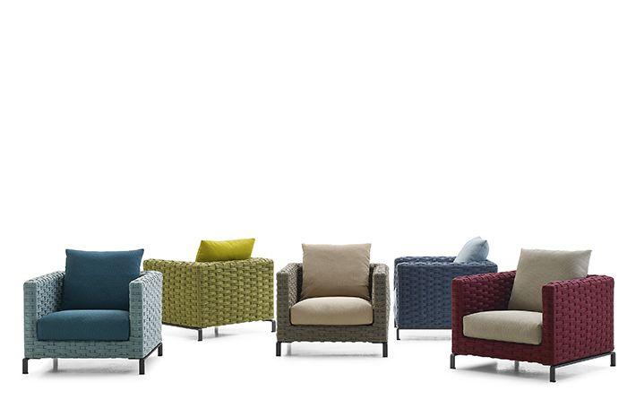 Ray outdoor fabric Inside Outdoor Design Pinterest Armchairs - designer gartensofa indoor outdoor