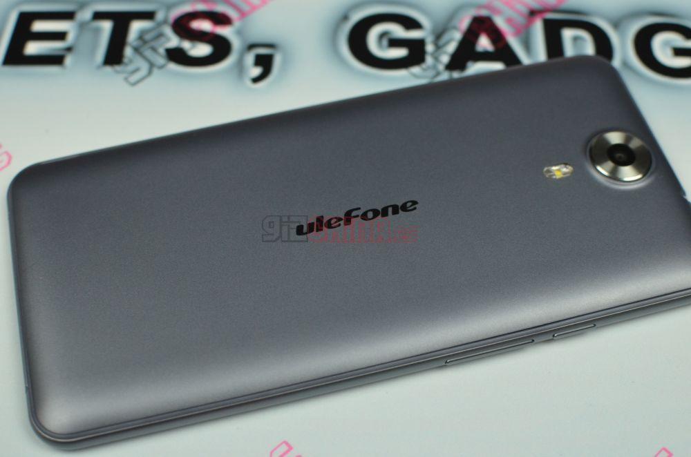 Interesante: Primera toma de contacto del uleFone Be Touch 2