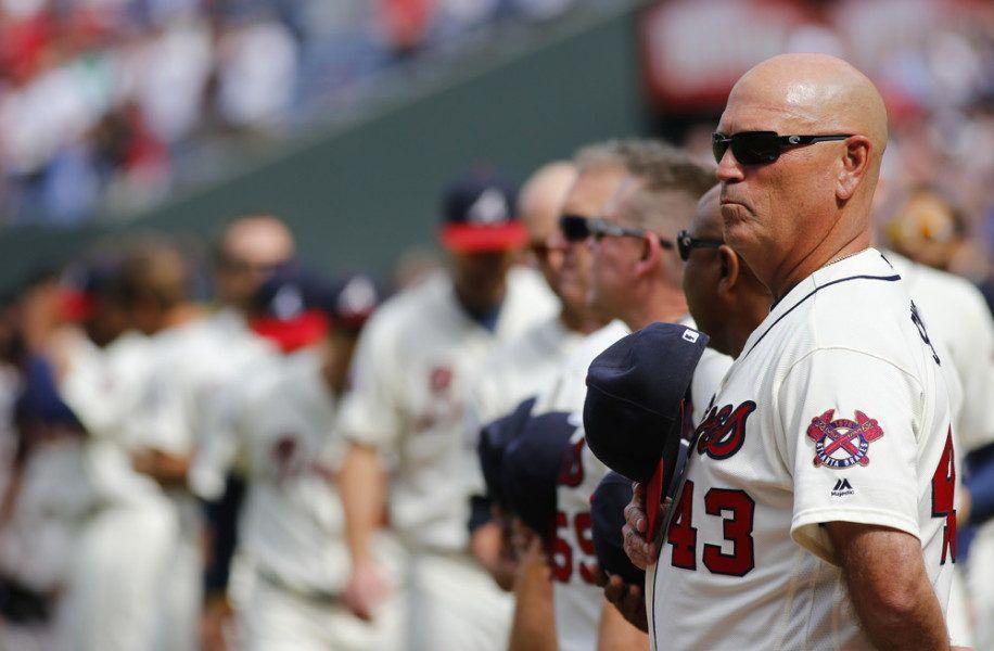 Life begins at 61 for Braves manager Brian Snitker