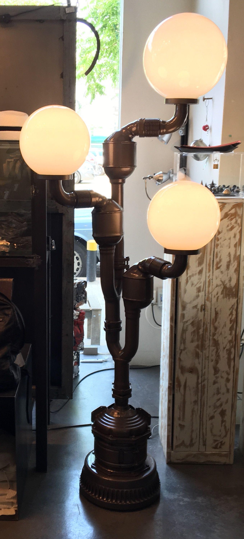 Floor Lamp (made by Karim Sassine) car parts