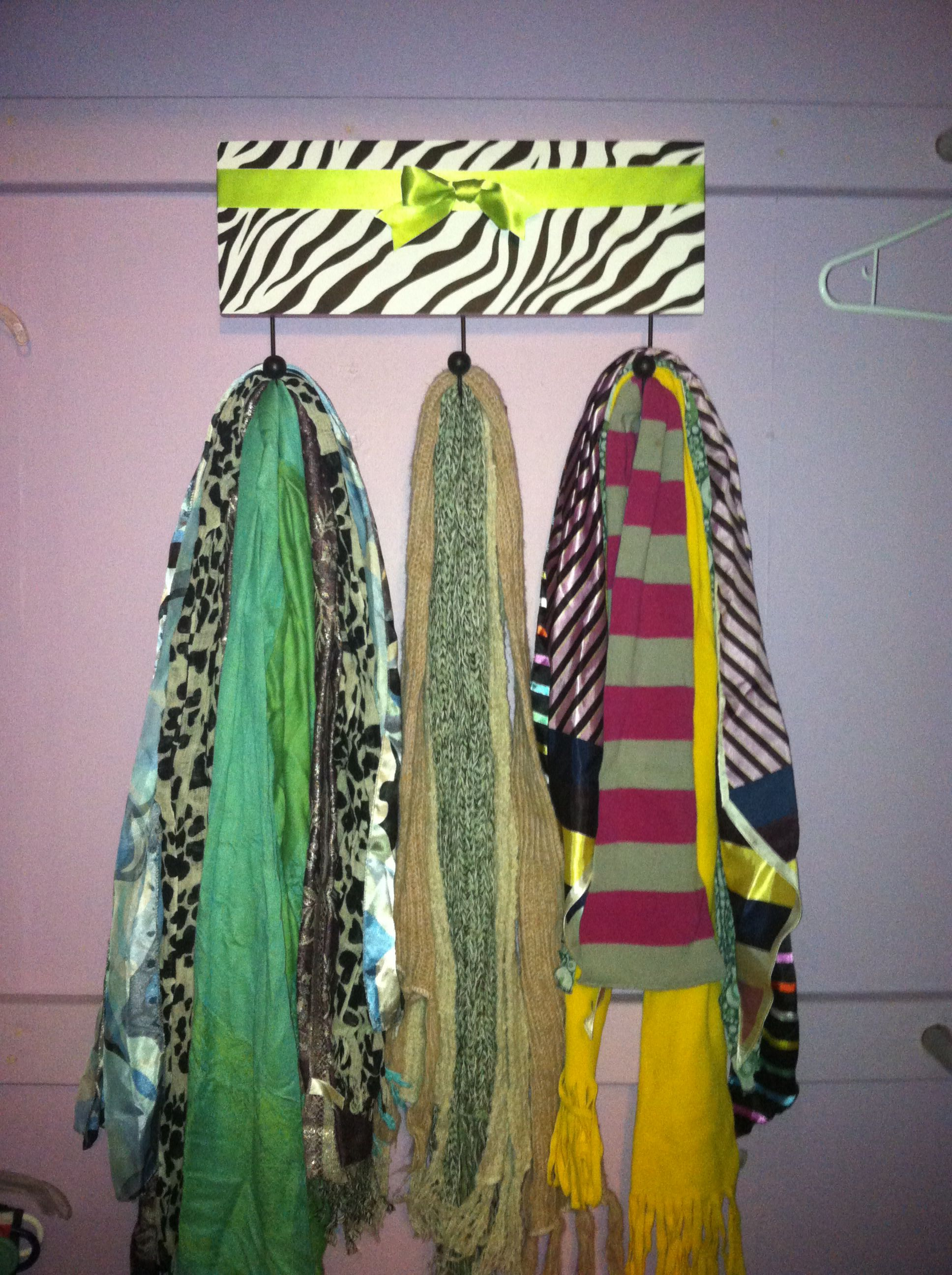 I Used A Coat Rack Purchased From Big Lots In