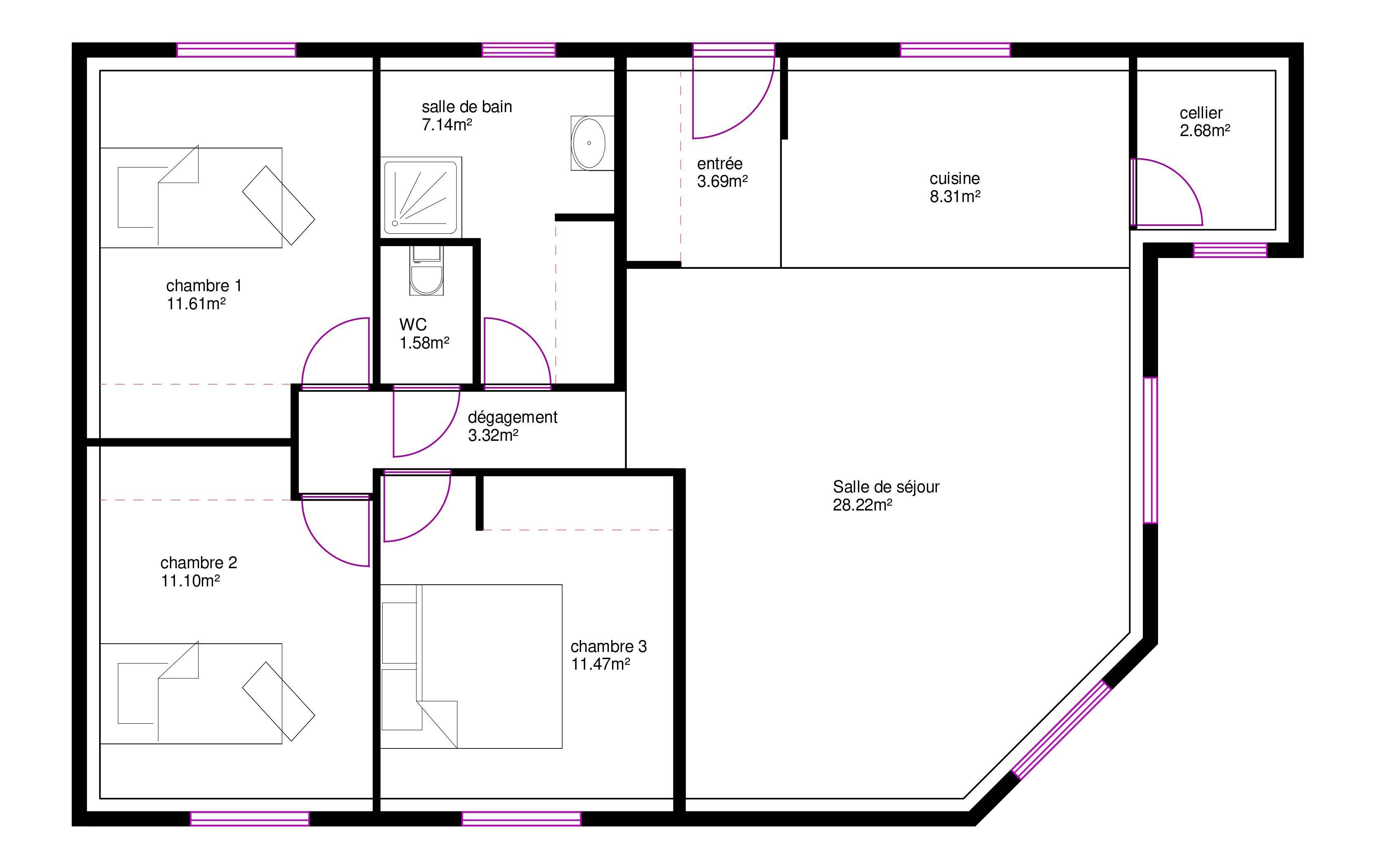 Awesome Plan Maison Kit That You Must Know You Re In Good Company If You Re Looking For Plan Maison Kit Good Company How To Plan Floor Plans