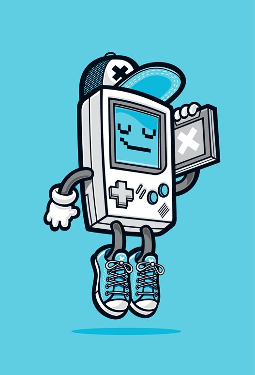 Gameboy love