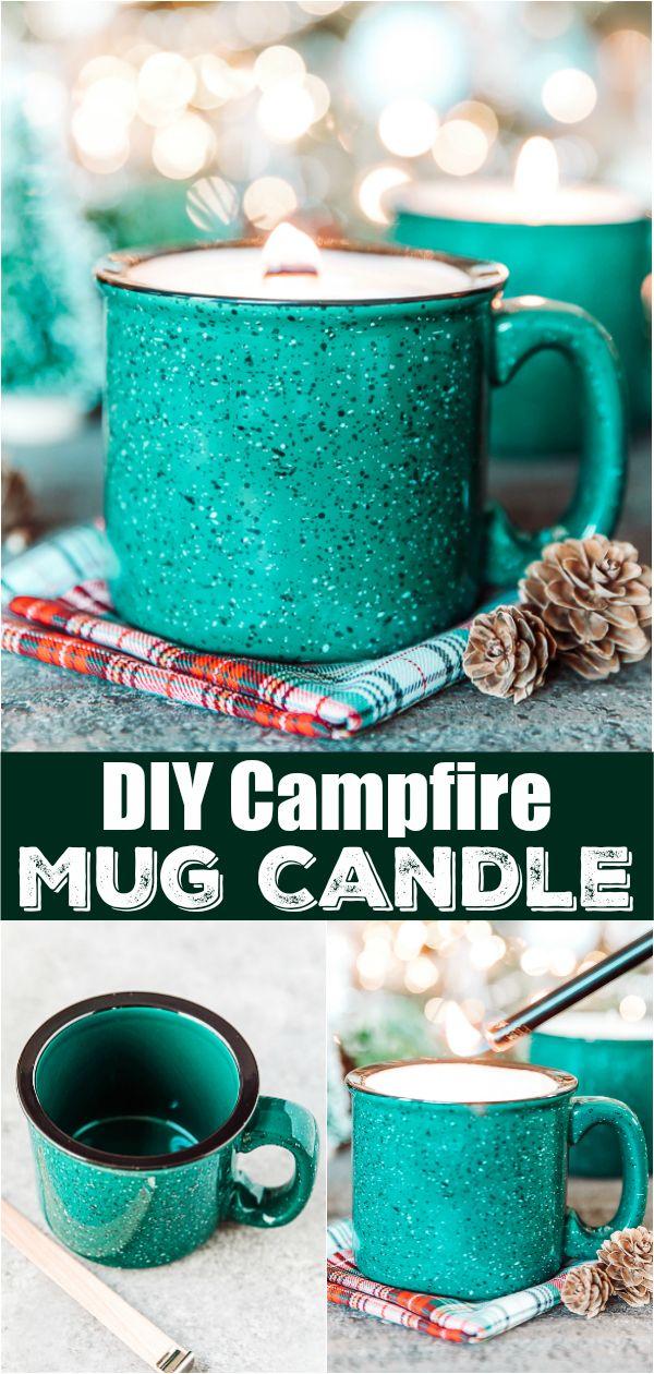 Photo of DIY Mug Candle
