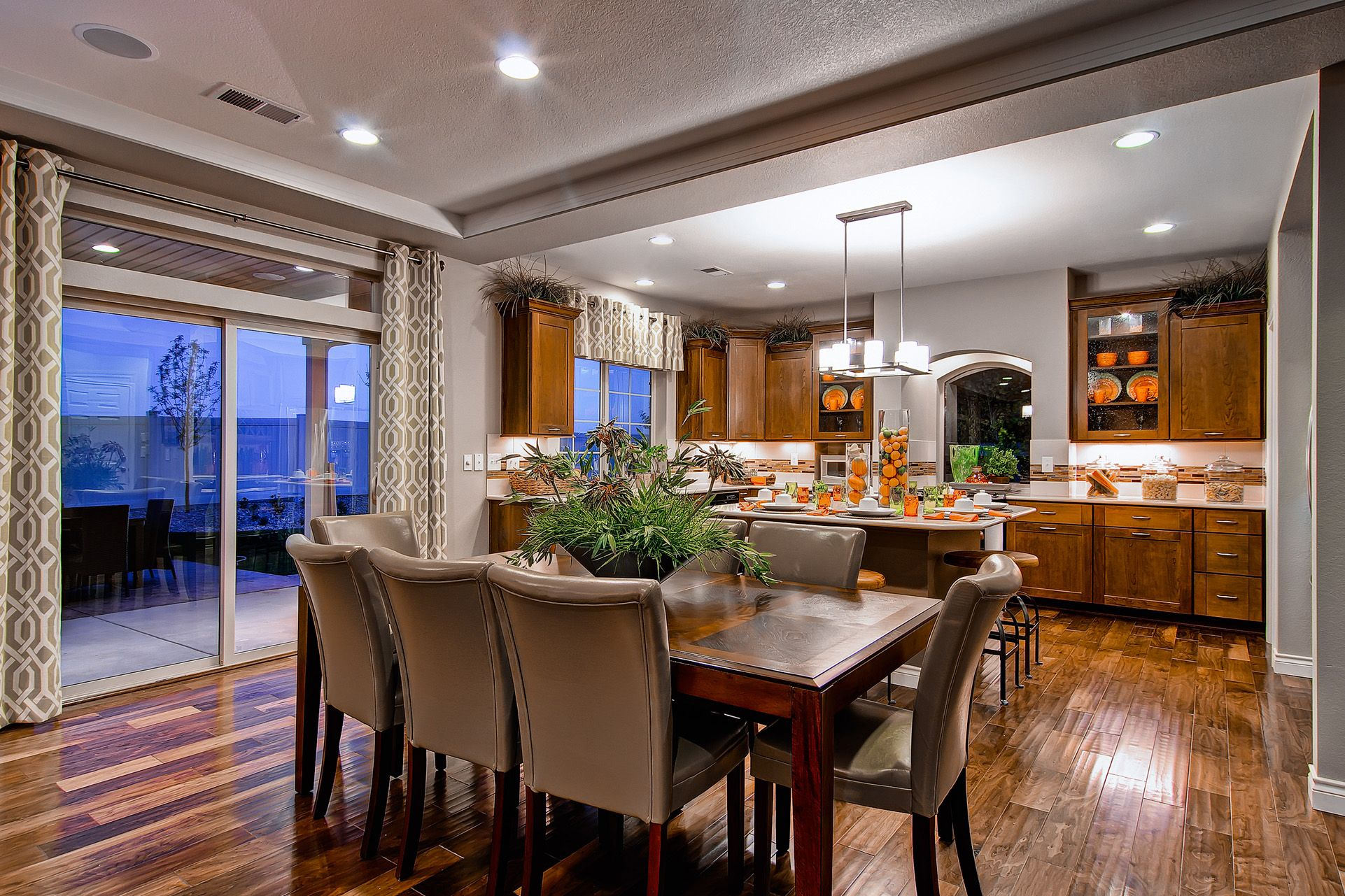 1000 images about dining rooms by oakwood homes on pinterest end of different types of and colorful dining rooms