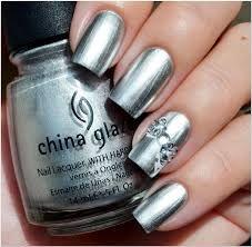 China Glaze Nail Polish Metallic