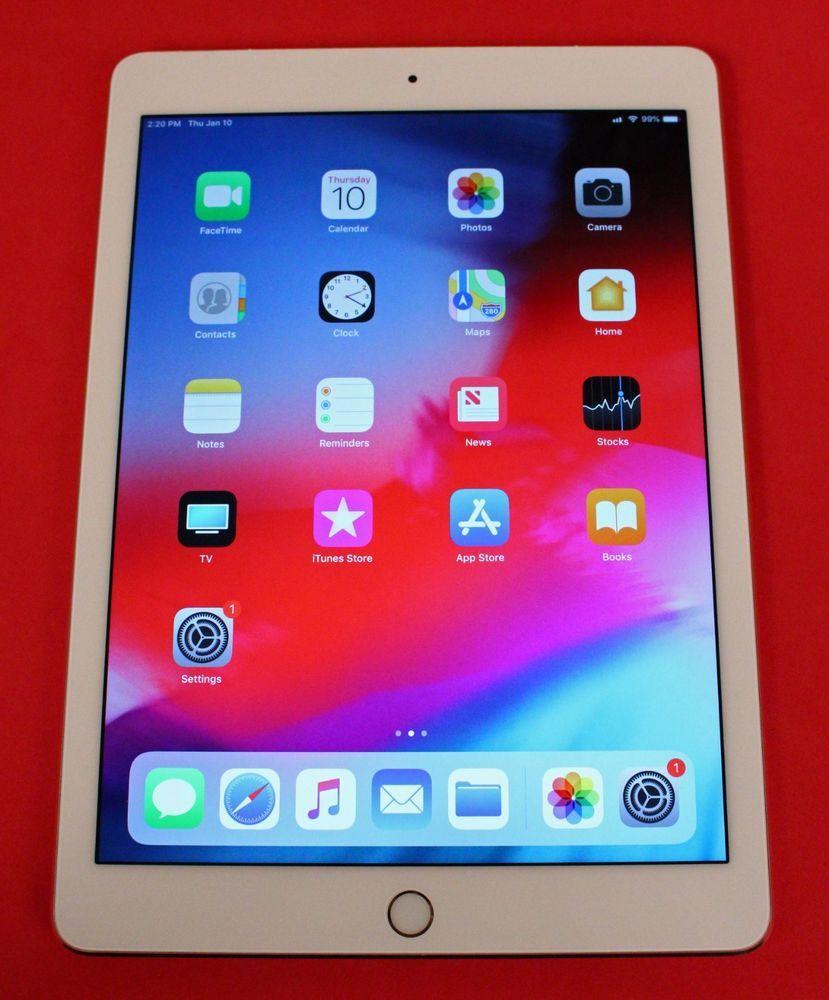 Apple Ipad Pro 1st Gen 32gb Wi Fi Cellular Unlocked 9 7in Rose Gold Apple Ipad Pro Ipadpro Appleipadpro Apple Ipad Pro Ipad Pro Ipad