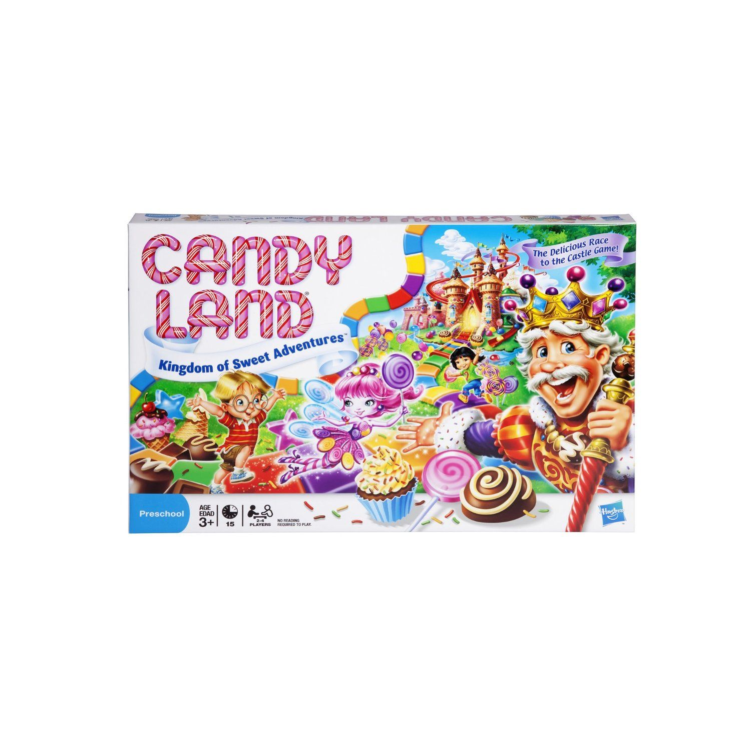 Candy Land | Board games for 3 year olds | Pinterest