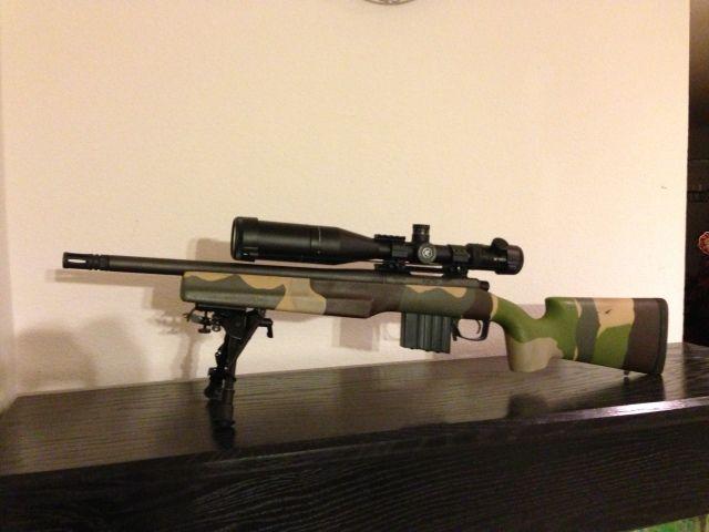 Pin By Brandon White On Sniper Rifles Guns Remington