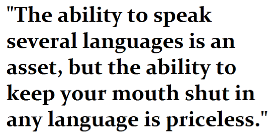 World S Largest Professional Network Linkedin Keep Your Mouth Shut Quotes Words