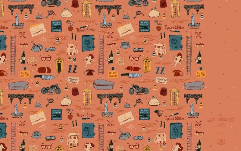 The Desktop Wallpaper Project Featuring Dan Lehman Wallpaper Project Desktop Wallpaper Wes Anderson Wallpaper
