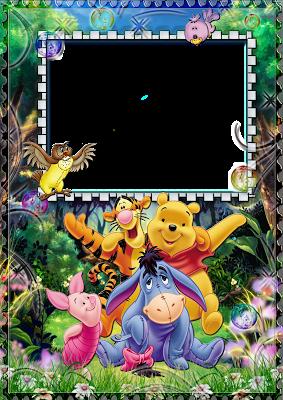 La Página De Inesita Frames Infantiles De Winnie Pooh Gran