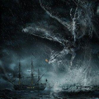 25 Stunning Dragon Photo Manipulations