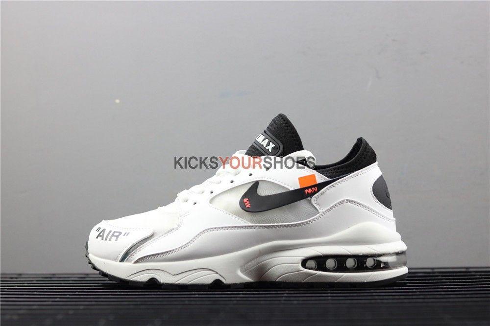 Off White X Off Nike Air Max 93 OG AJ3061 300 Online
