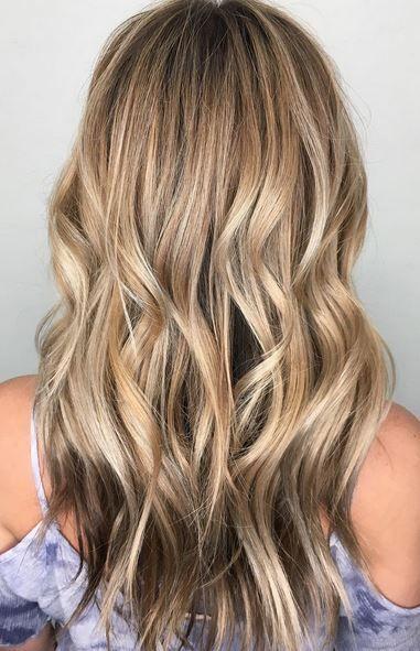 Best Hair Color Ideas 2017 2018 Summer Blonde Hair Color Idea Hair Styles Summer Blonde Hair Long Hair Styles