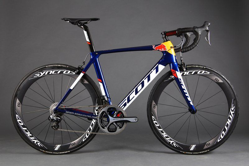 Scott Foil Team Issue Irbr Road Racing Bike Bicycle Bike Swag