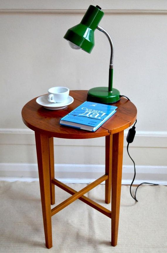 Your Place To Buy And Sell All Things Handmade Vintage Industrial Furniture Side Table Danish Style
