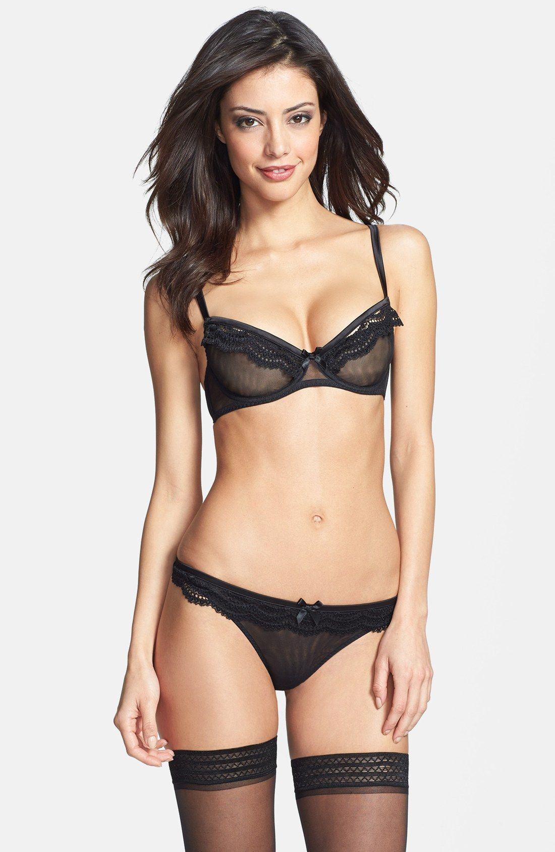 L'Agent by Agent Provocateur 'Belisa' Bra & Thong