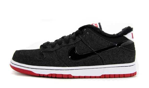 sports shoes 4b83f b1f6f ... coupon for 1659 nike dunk low herr varsity svart röd se357652uccaixxq  09322 ec195