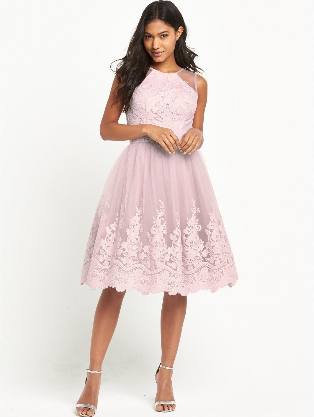 Premium lace and embroidered prom dressu pretty stuff pinterest