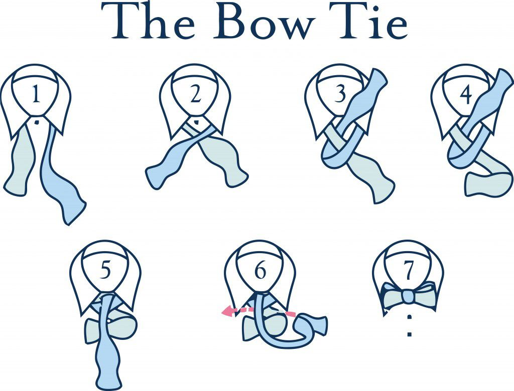 Vineyard Vines Offers Tips And Illustrations To Learn How To Tie Different  Types Of Tie Knots For Bow Ties, The Windsor Knot,the Four Hand Knot And  More!