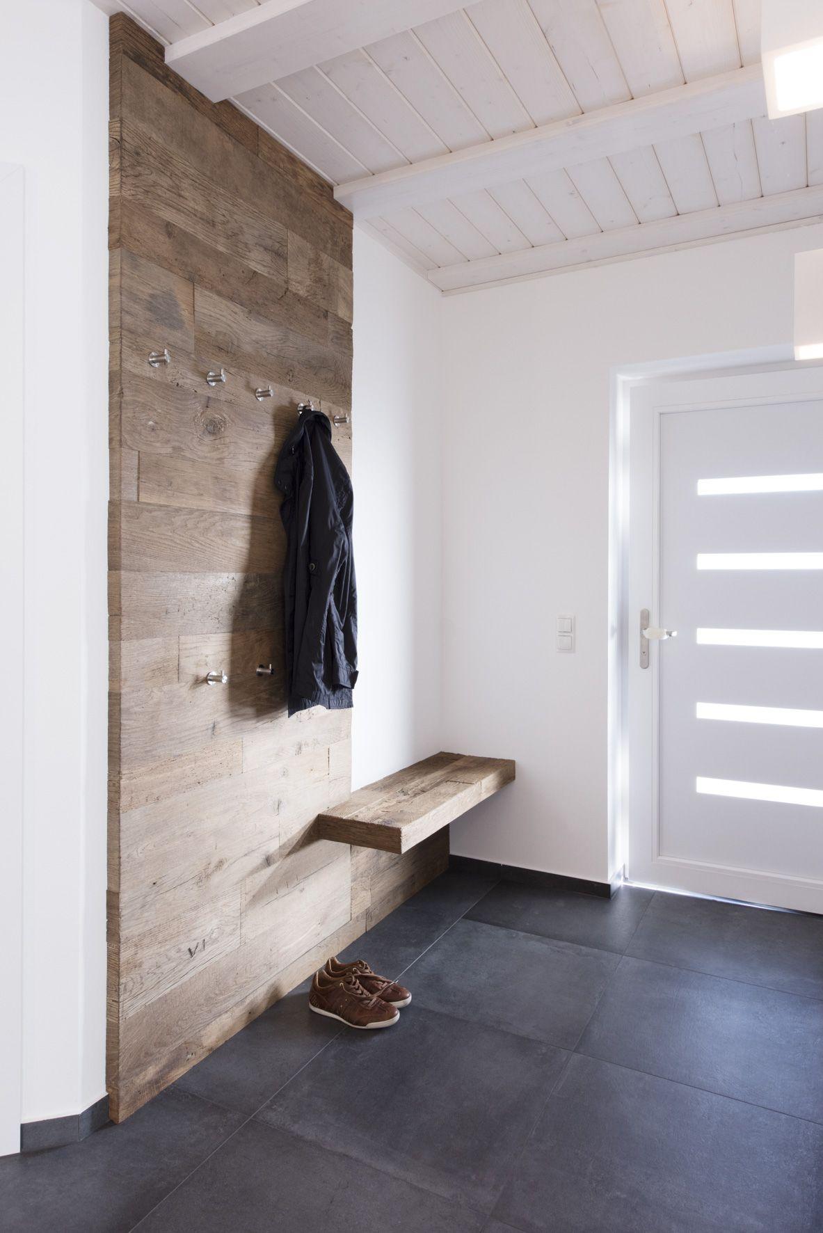 Gaderobe 1 Schmaler Flur Gestalten Garderoben Eingangsbereich