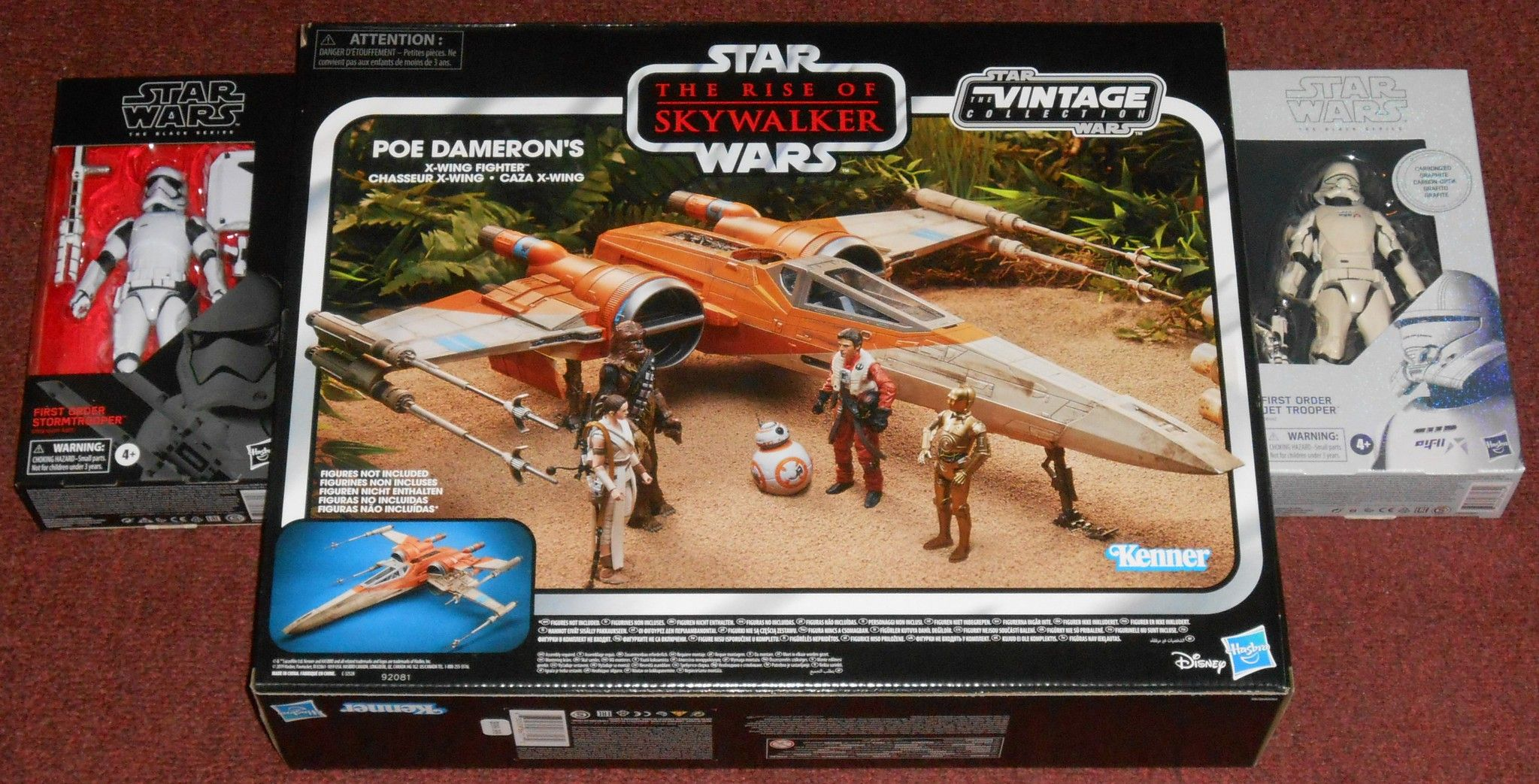 Hasbro Poe S X Wing Star Wars Toys Star Wars Collection Hasbro