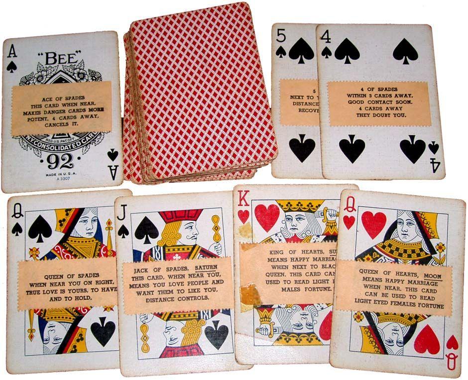 Cartomancy Meanings | Just Foolin' Around | Tarot | Tarot