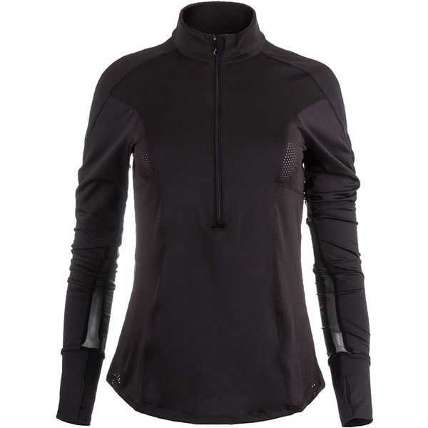 The Lucky In Love Women S Long Sleeve Quarter Zip Tennis Top Is That Staple Long Sleeve Top Every Tennis Player Needs Stay War Tennis Tops Tennis Clothes Tops