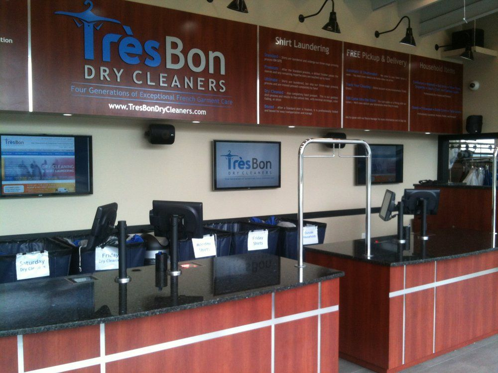 Tres Bon Dry Cleaners Albertson Ny United States Dry