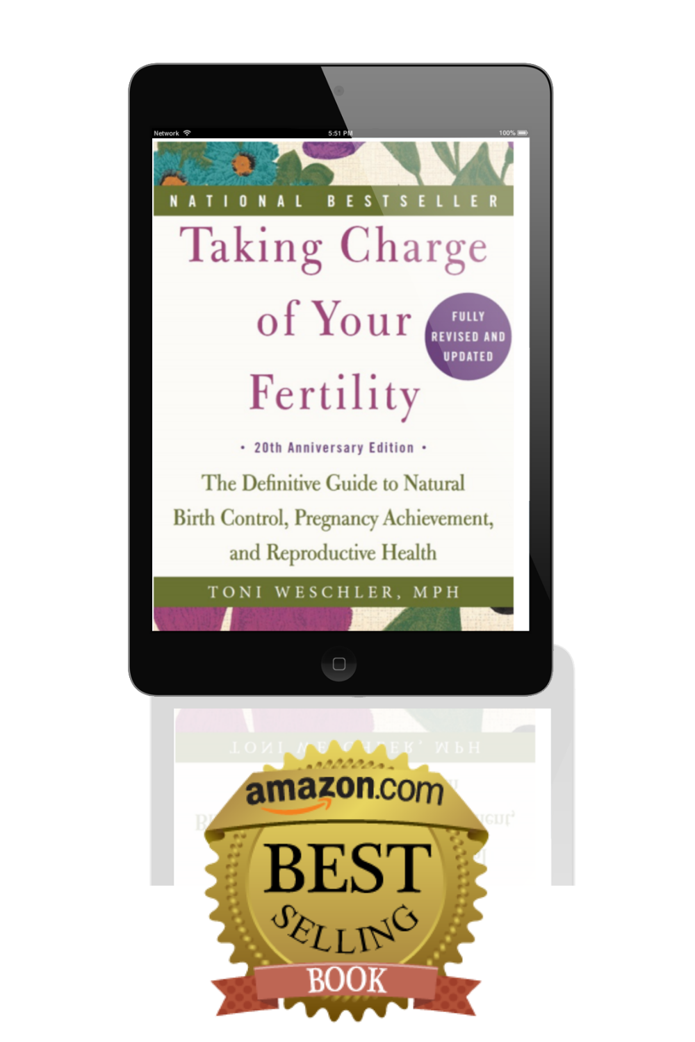 The best must-read books about infertility and the struggle of getting pregnant. These books will give you hope, inspire you and make you laugh. Full of tons of tips, personal stories and ideas for improving your fertility.  #takingchargeofyourfertility #taking #charge #of #your #fertility
