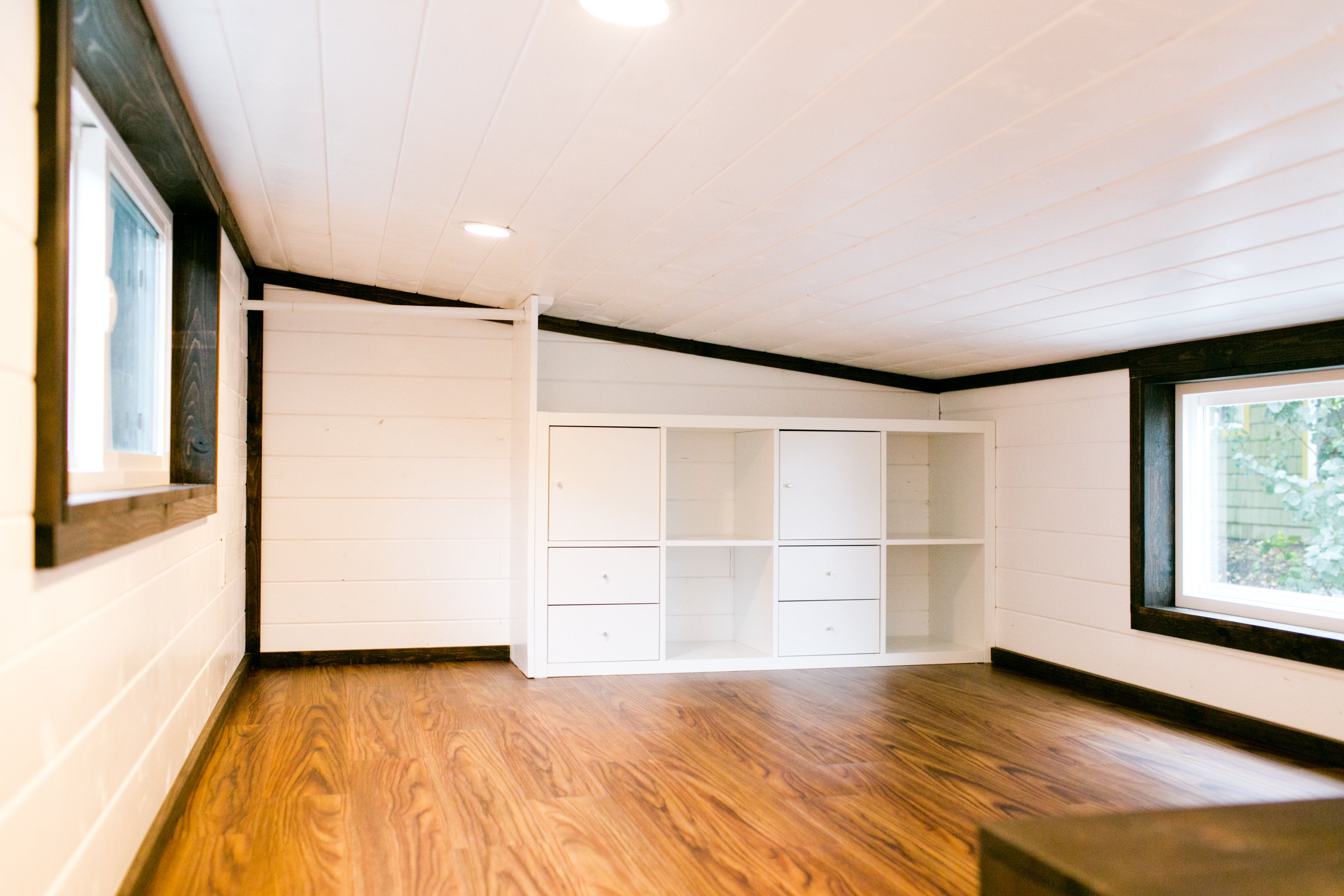 A Bellingham Tiny House Builder Combines Style And Storage