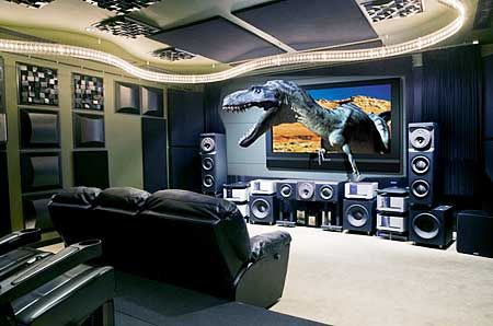 Movie Theaters Of The Future | Future Homes U2013 Smart Technology In The  Coming Years |