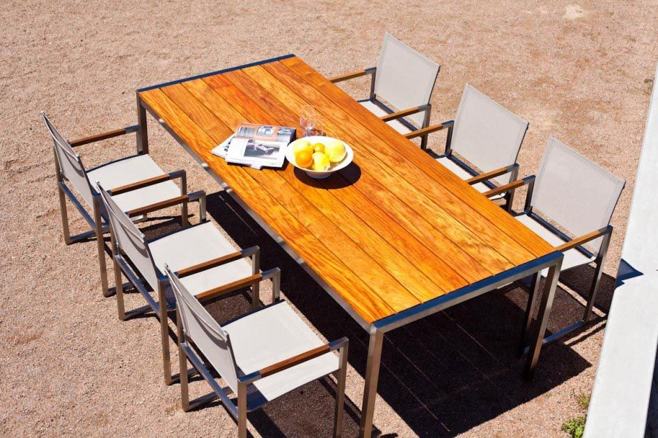 metal and wood patio furniture. Contemporary Metal Metal And Wood Outdoor Furniture  Best Decor Things Patio C