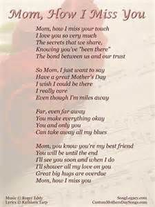 When I Start Missing My Mom I Post Stuff On Facebook For Her I