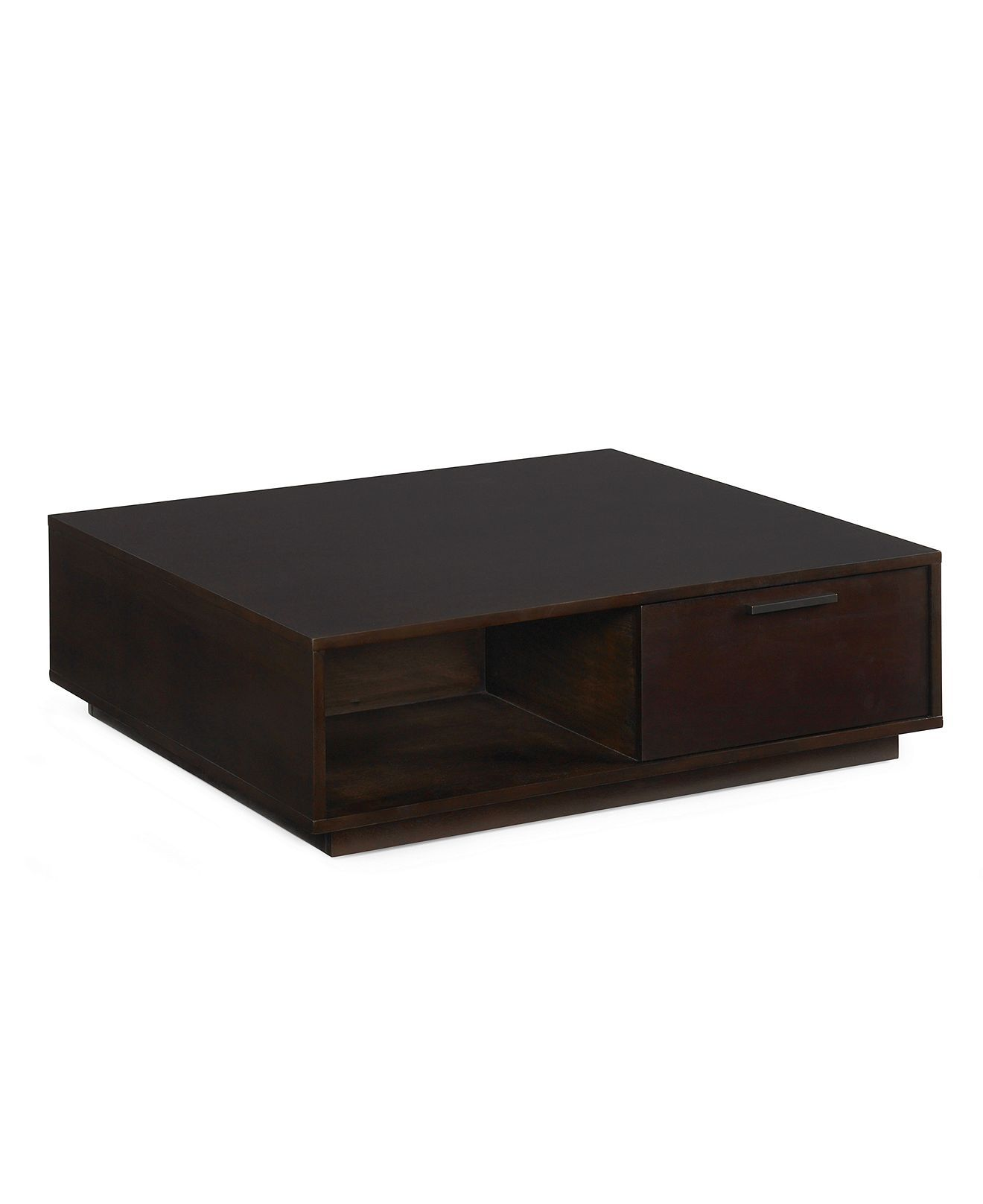 Tahoe Noir Table Coffee Furniture Macy S