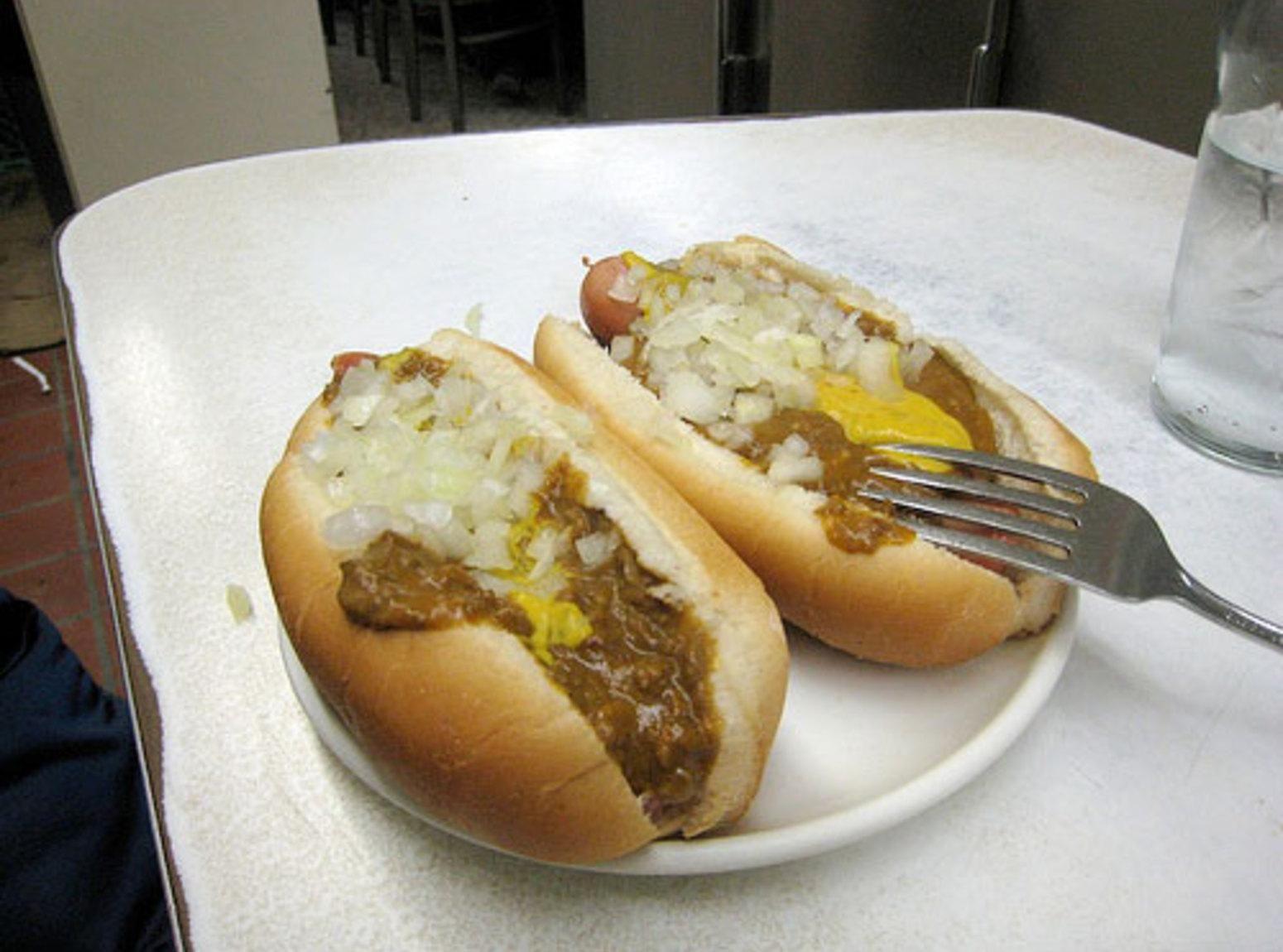 Copycat Lafayette Coney Island Sauce Recipe Hot Dog Chili Bow Wowwww Coney Dog Sauce Coney Sauce Hot Dog Chili