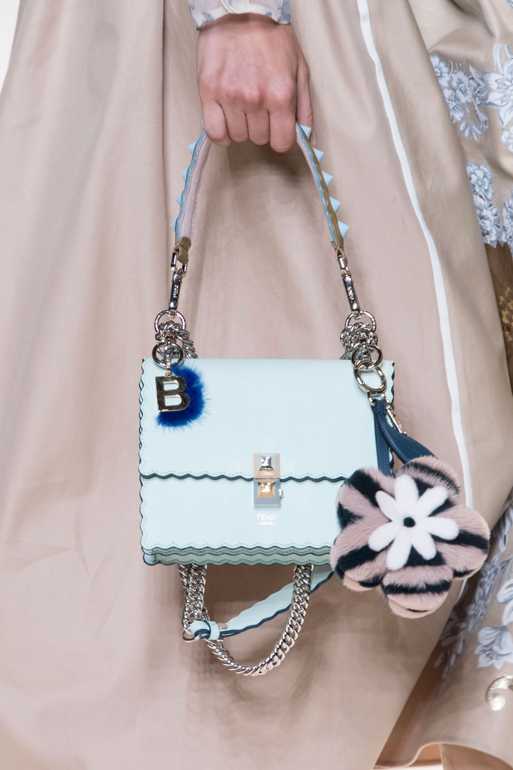 Fendi spring summer 2015 runway bag collection spotted fashion - Fashion Fendi Spring