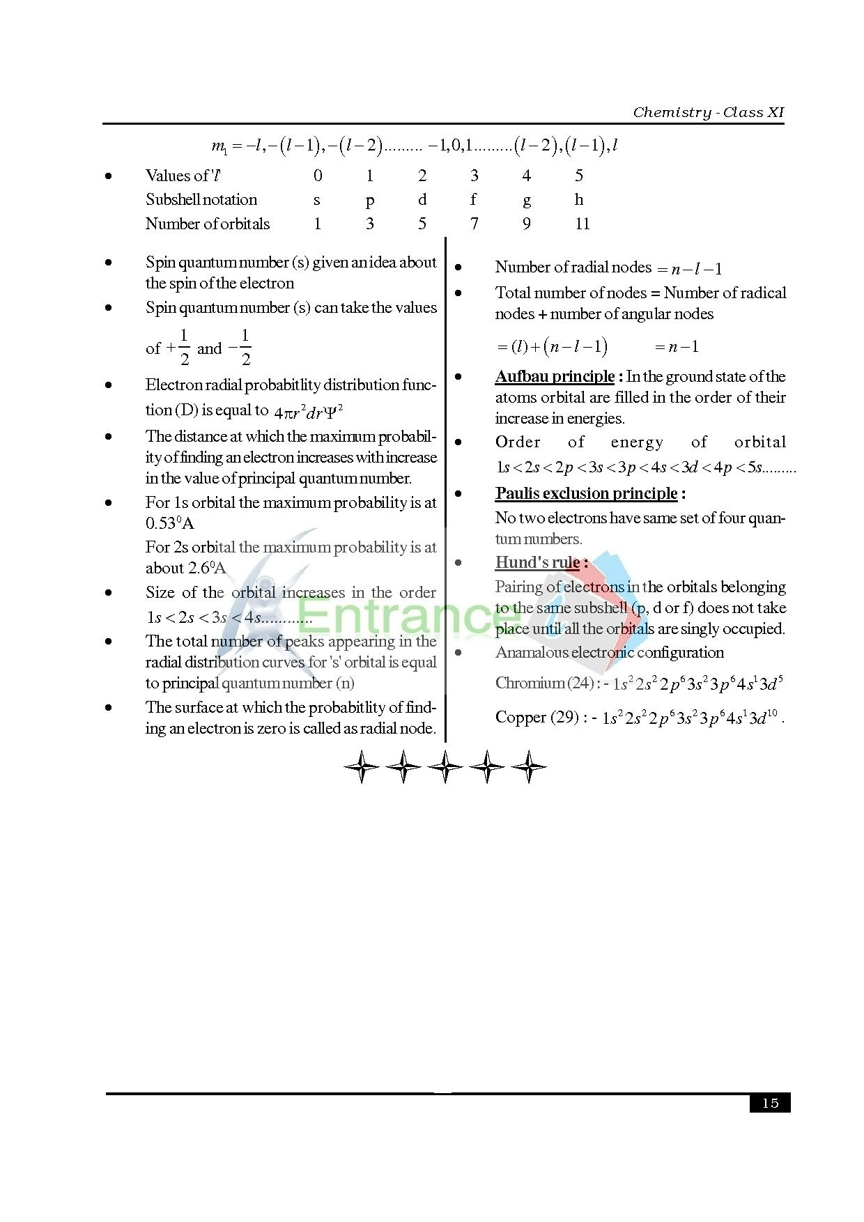 Chemistry Formula For Class 11 Chapter Atomic Structure Atomic Structure Formula Pdf In 2020 Atomic Structure Chemistry Chemistry Basics
