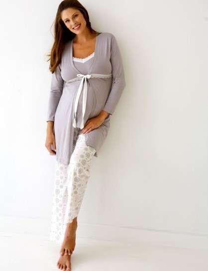 a2b647993 Pijama para premamá - Pijama para mujeres embarazadas.   lenceria ...