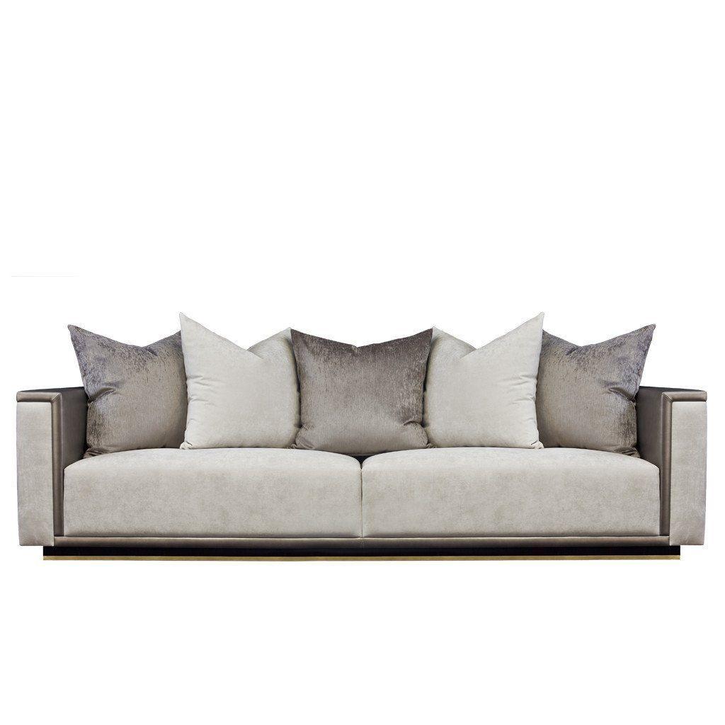 Pin By Nermin Gazibegovic On Sofa Sofa Cushions Arrangement Cushions On Sofa Living Room Sofa Design