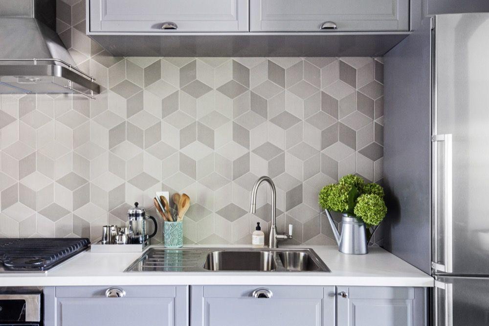 5 Tile Trends For Every Surface Unique Kitchen Backsplash
