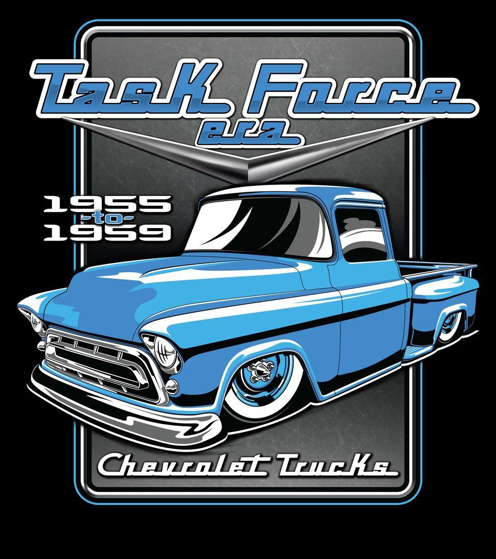 1957 Chevy T Shirt &TH53