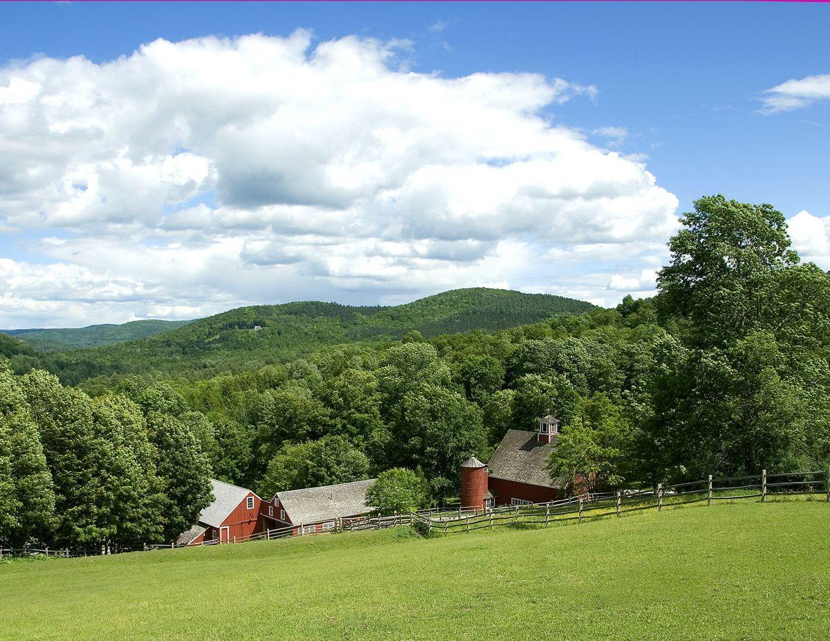 farms   New England