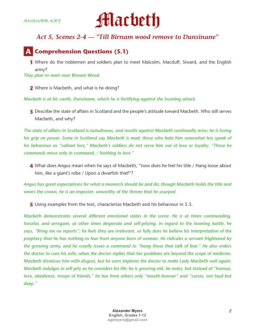 Pin On Shakespeare Macbeth Act 3 Scene 1 Analysis