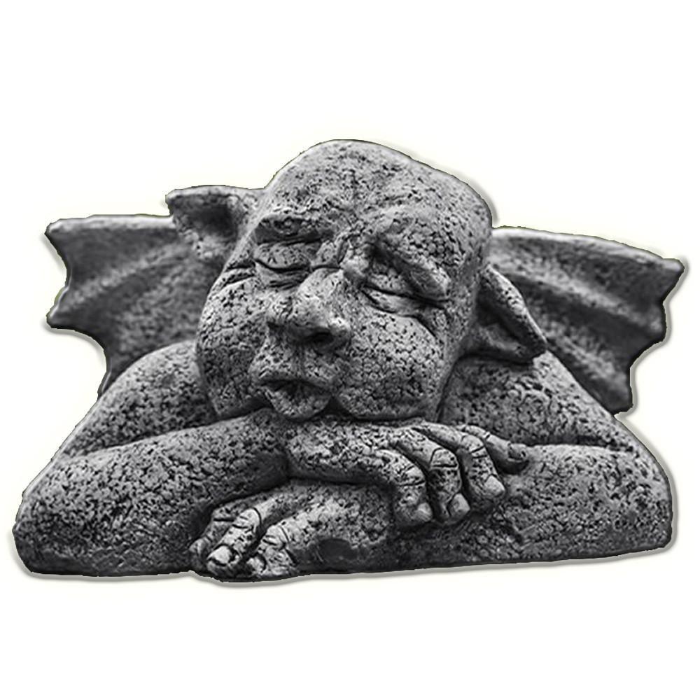 Garden decor statues  Sleepyhead Cast Stone Garden Statue  Products  Pinterest  Cast