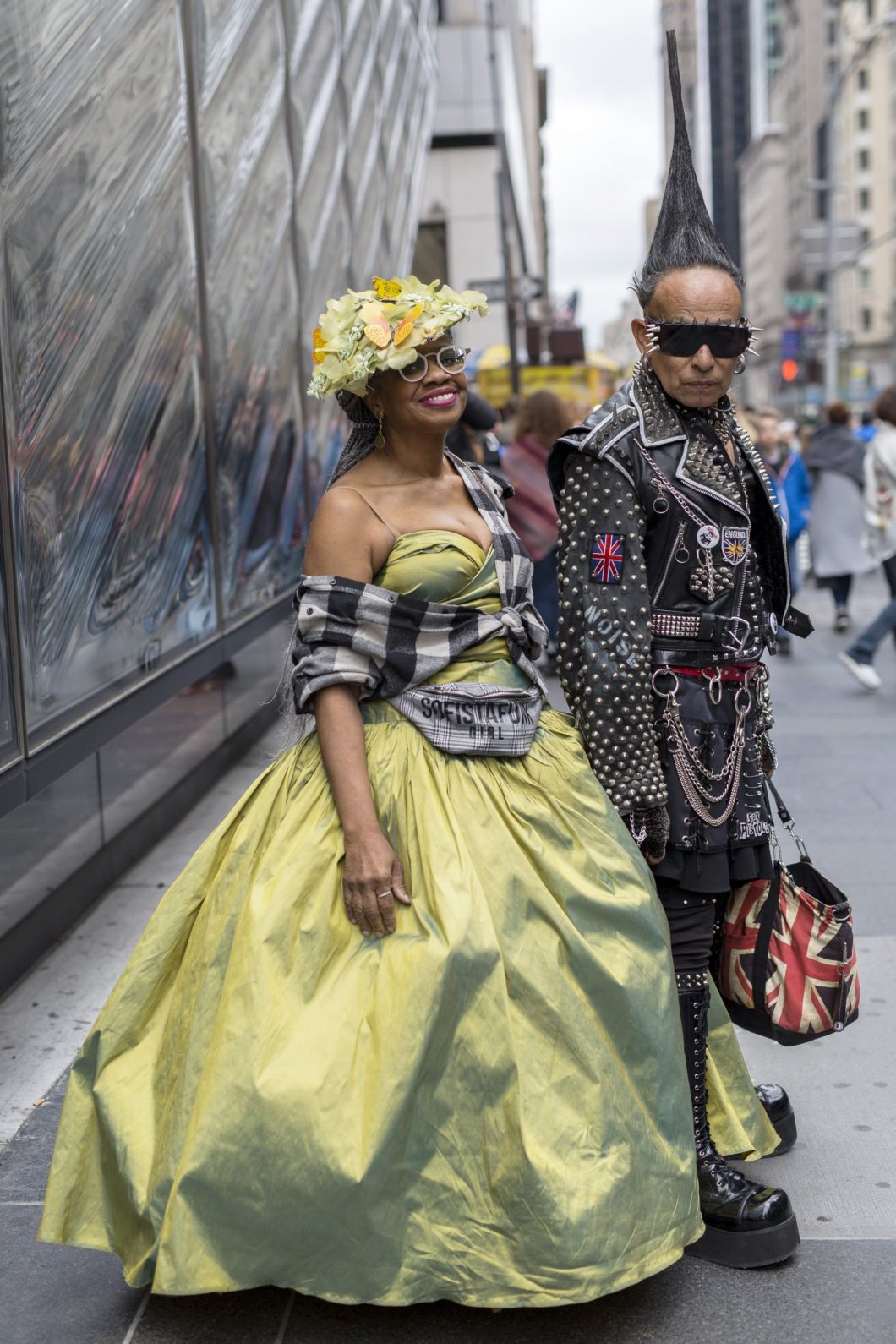 easter parade 2019  advanced style style without dress