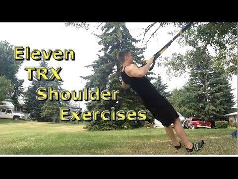 09fcc565691 3-TRX Super Shoulder Supersets - YouTube