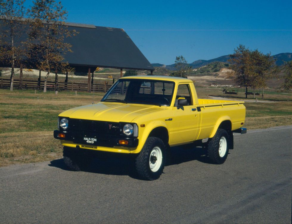 Here Are the Most Important Pickup Trucks Ever Made | Pinterest